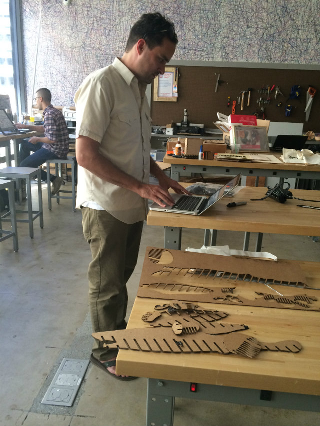 Makers-In-Residence' Let Their Imaginations Roam Free At The