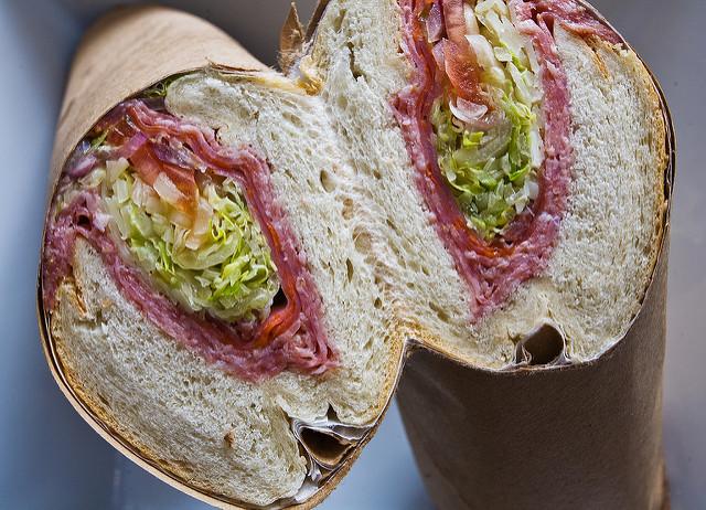 4e066acb19e202 A Taylor Gourmet sandwich (Photo by docmonstereyes via the Creative  Commons). TAYLOR GOURMET  If D.C. ...
