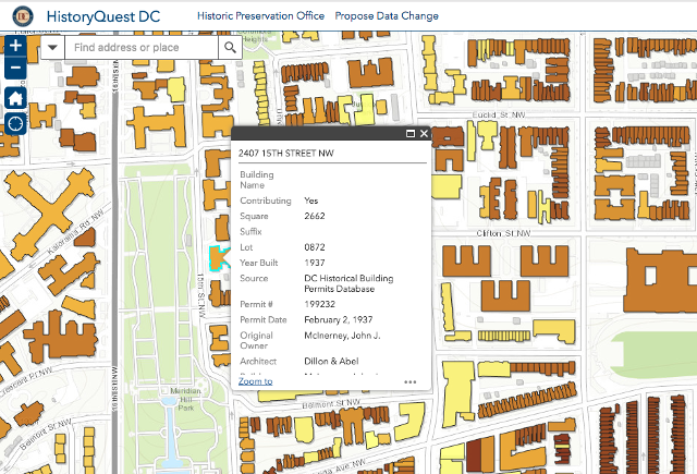 These Online Maps And Tools Will Teach You About The City's
