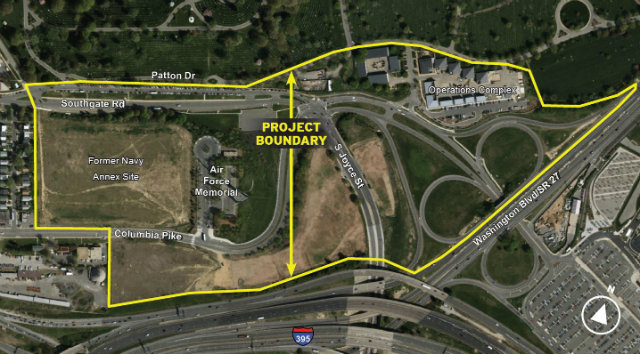 Arlington National Cemetery Plots A 70-Acre Expansion | DCist