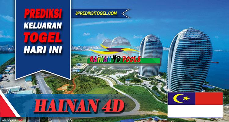 Prediksi Togel Hainan 4D – Rabu, 01 April 2020