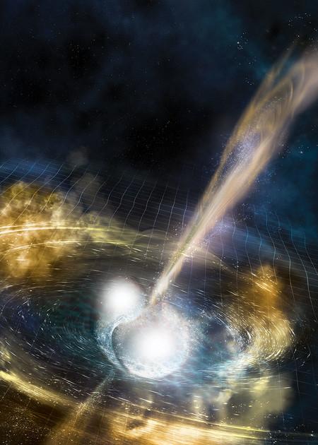 LIGO and Virgo Make First Detection of Gravitational Waves