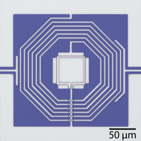 device to measure quantum noise