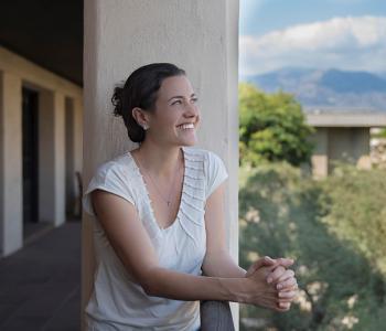 photo of Sarah Gronningsater
