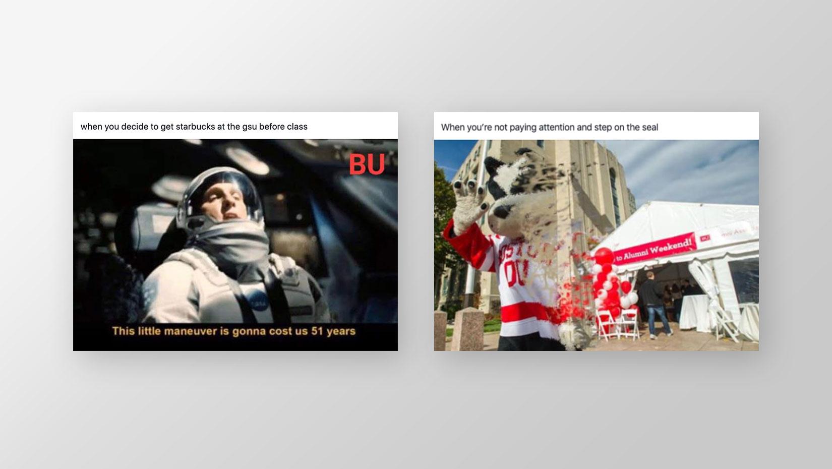 Boston University highlights
