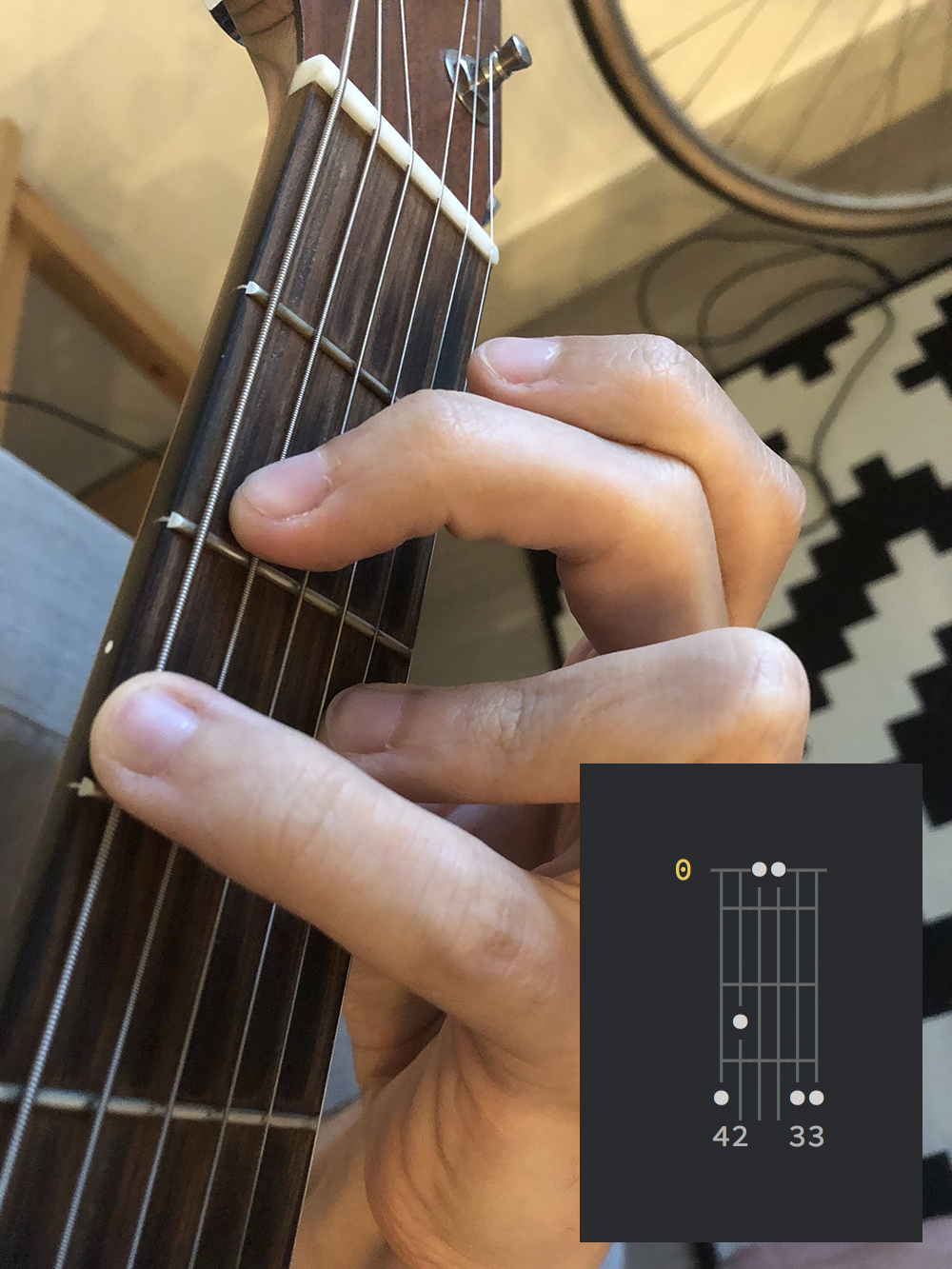 Discussion Algorithmically Generating Chord Fingerings Guitar