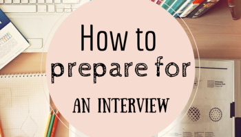 How to prepare for an interview fasterskills
