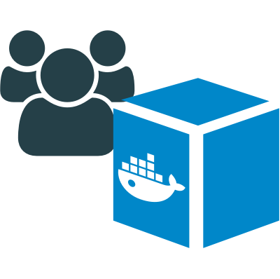 development environment for teams with docker