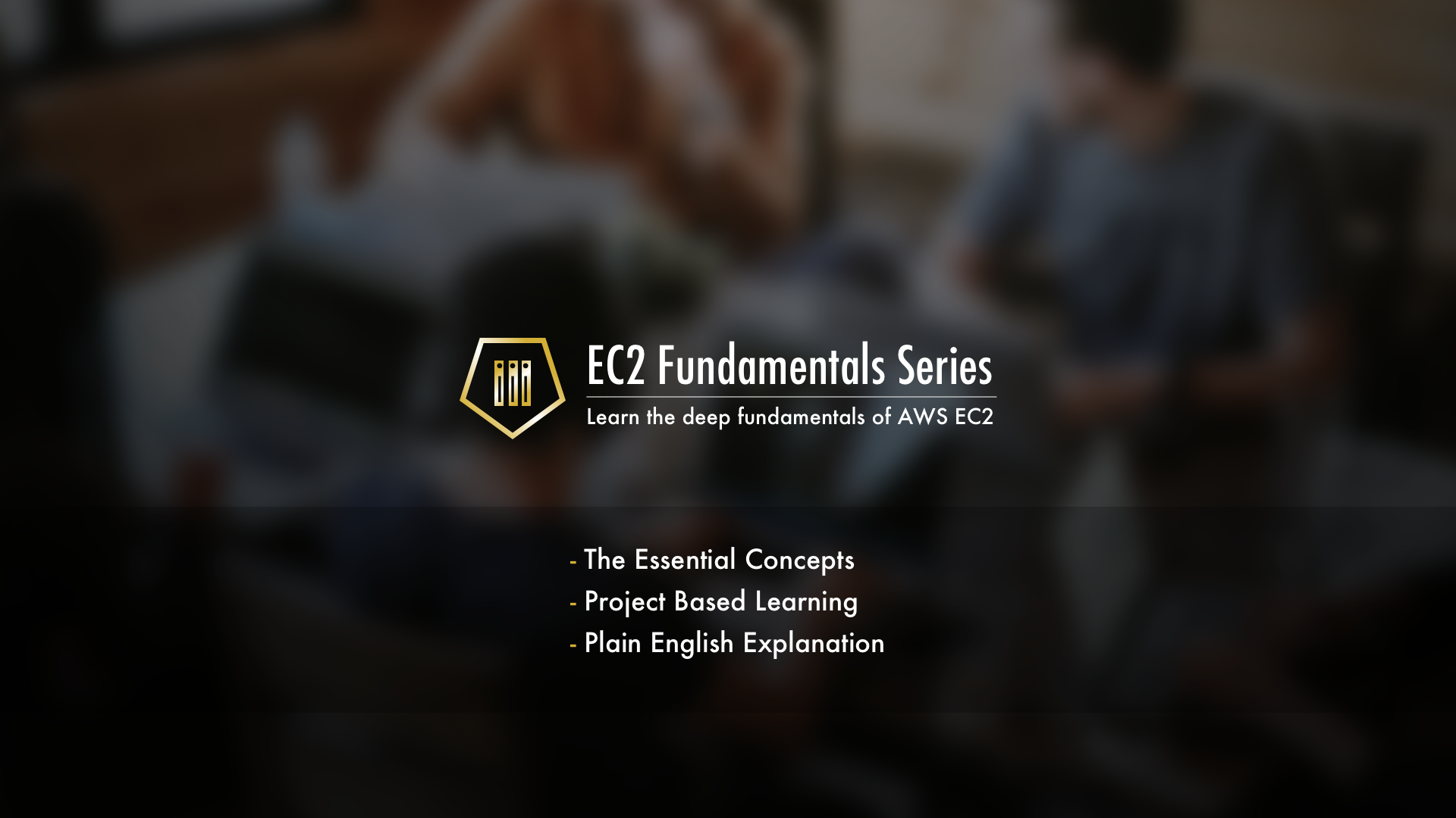 Learn the deep fundamentals of AWS EC2