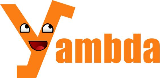 Yambda - revolutionize your living.