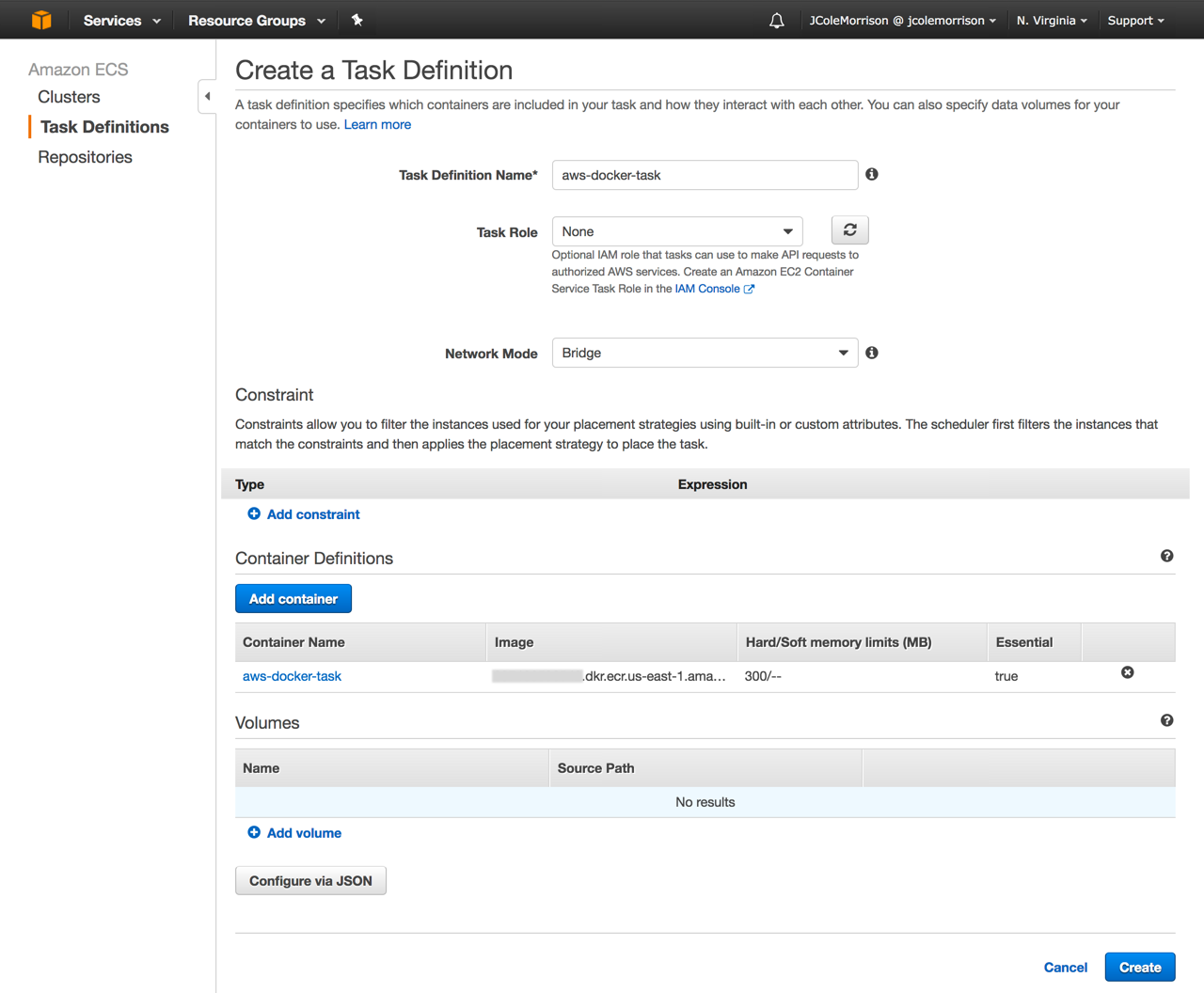 Guide to Fault Tolerant and Load Balanced AWS Docker Deployment on ECS