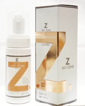 Eyelash Extension Foam Cleaner Shampoo - 50ml
