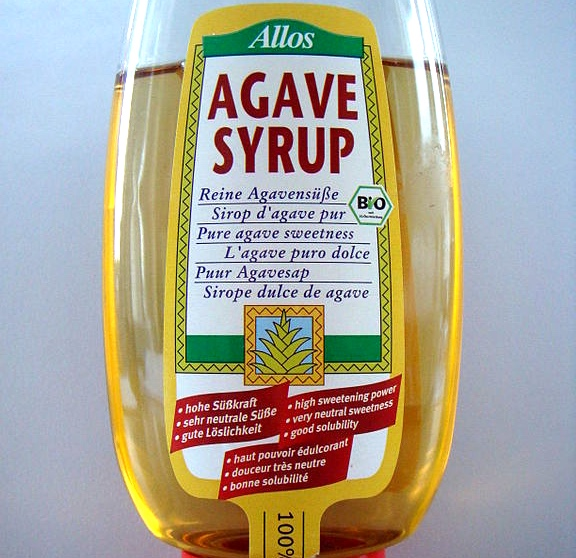 image of agave syrup