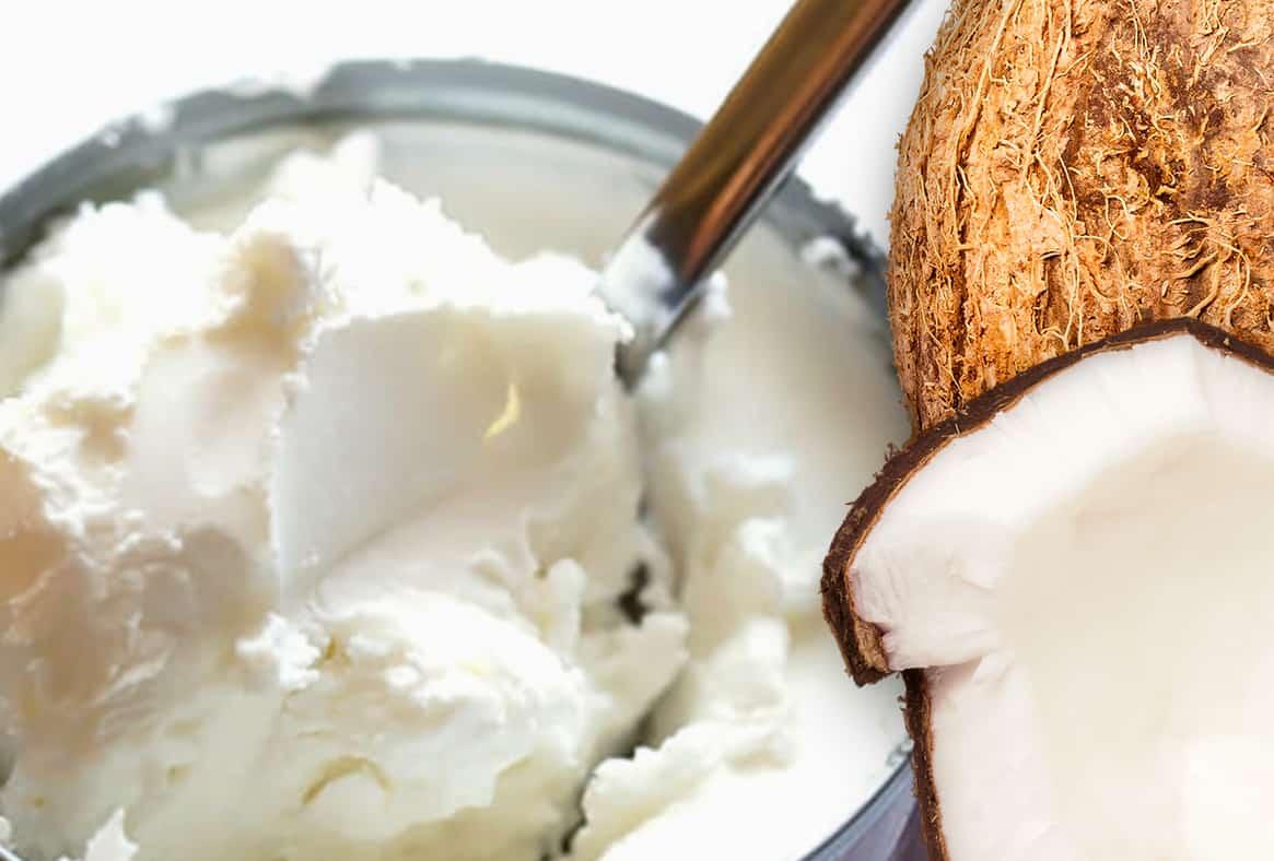 image of coconut cream