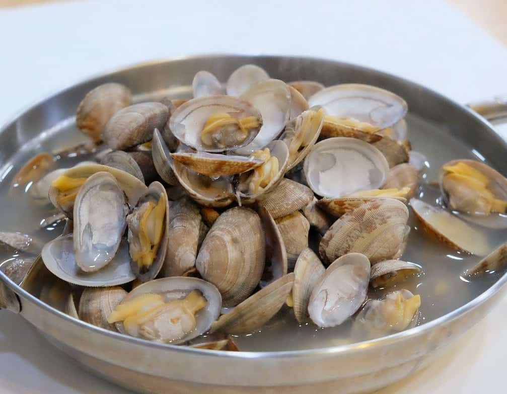 image of clams
