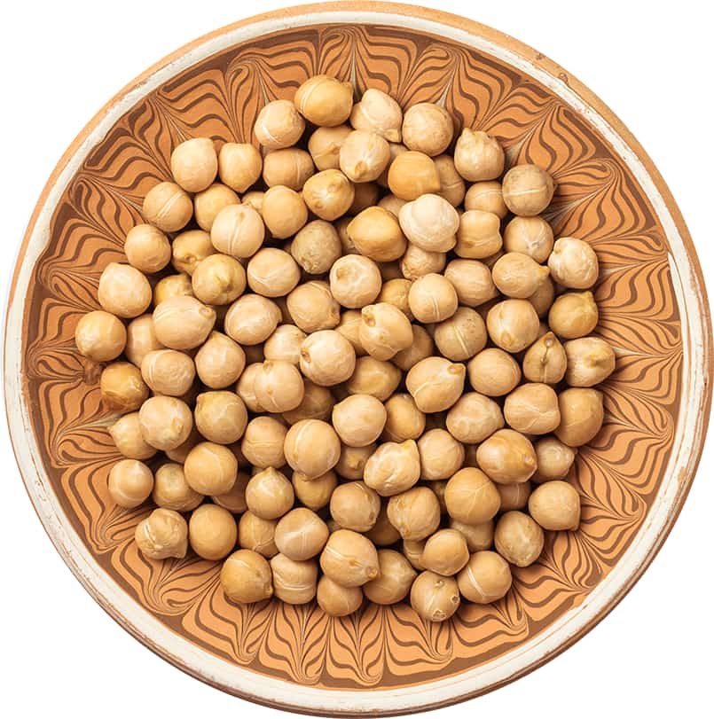 image of chickpeas