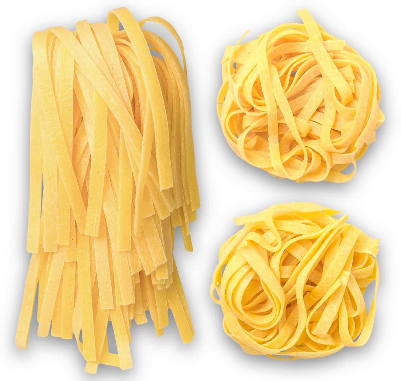 image of egg noodles
