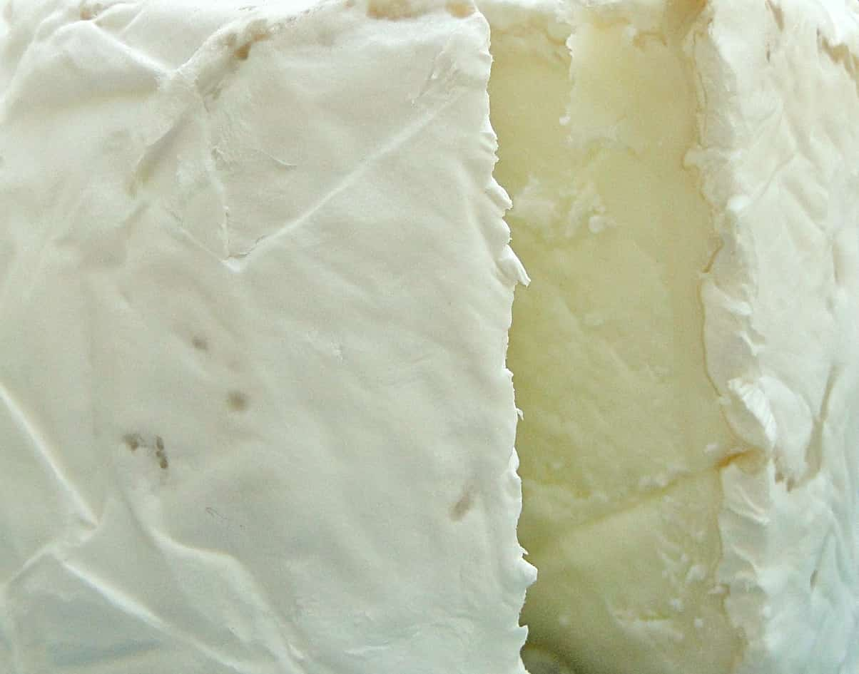 image of goat cheese