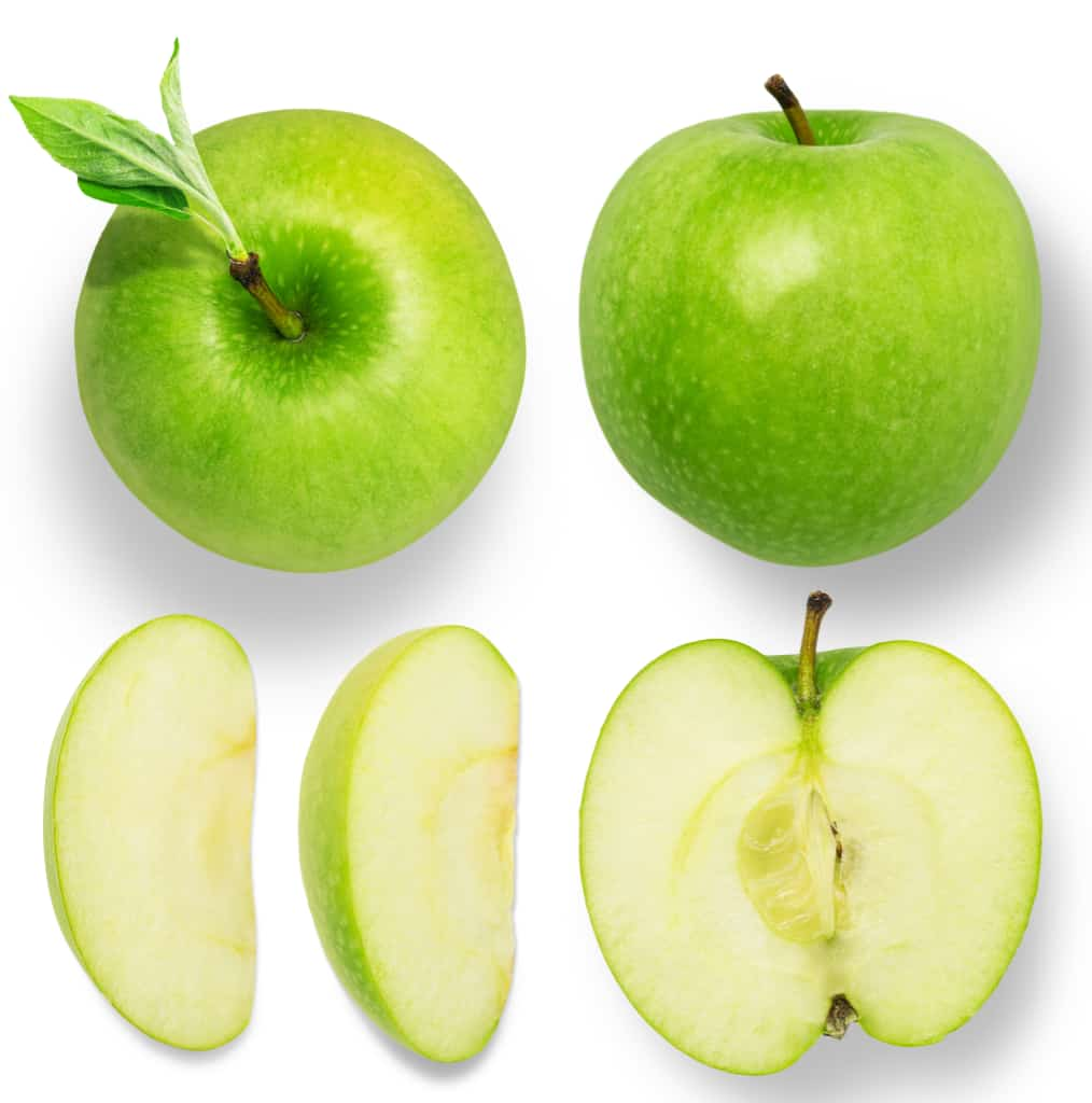 image of granny smith apple