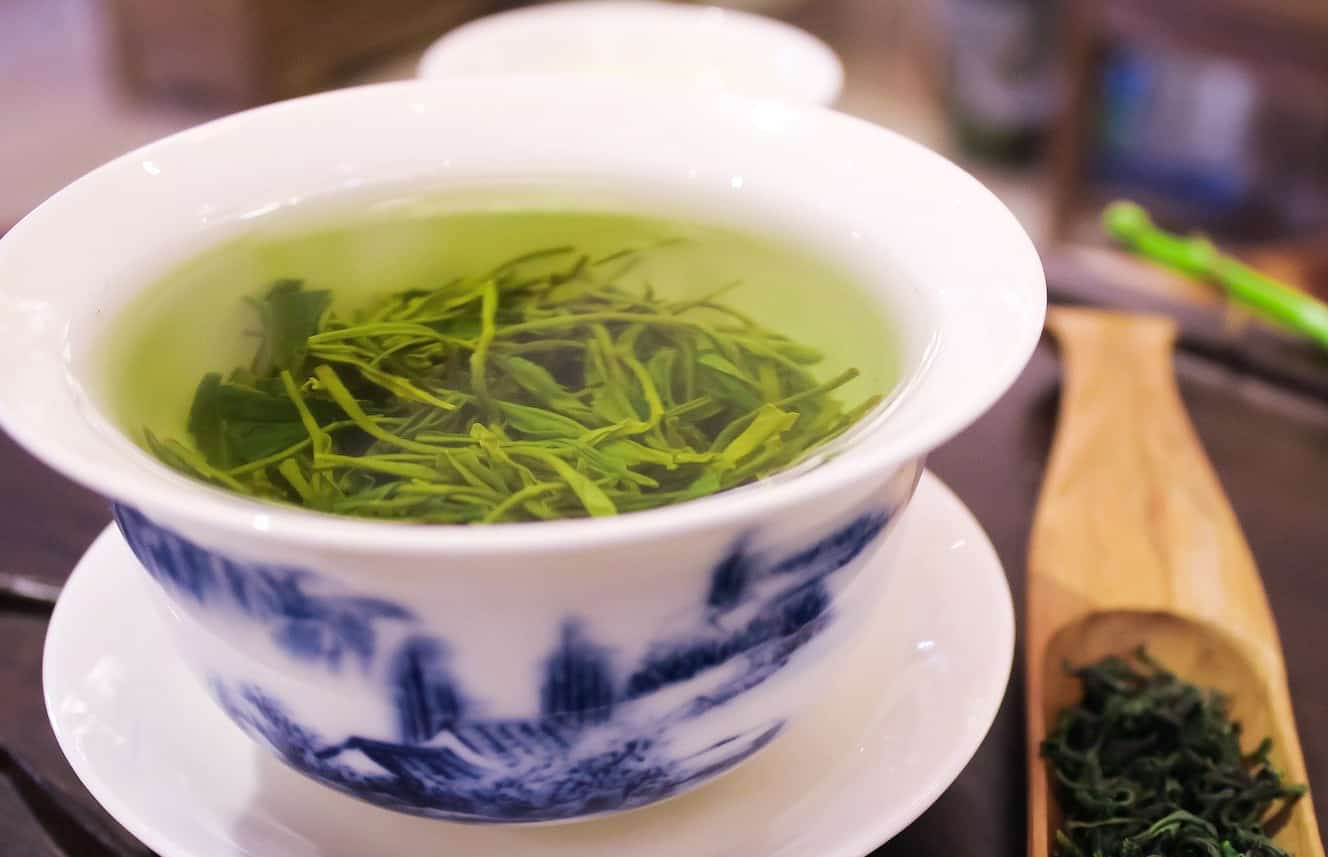 image of green tea