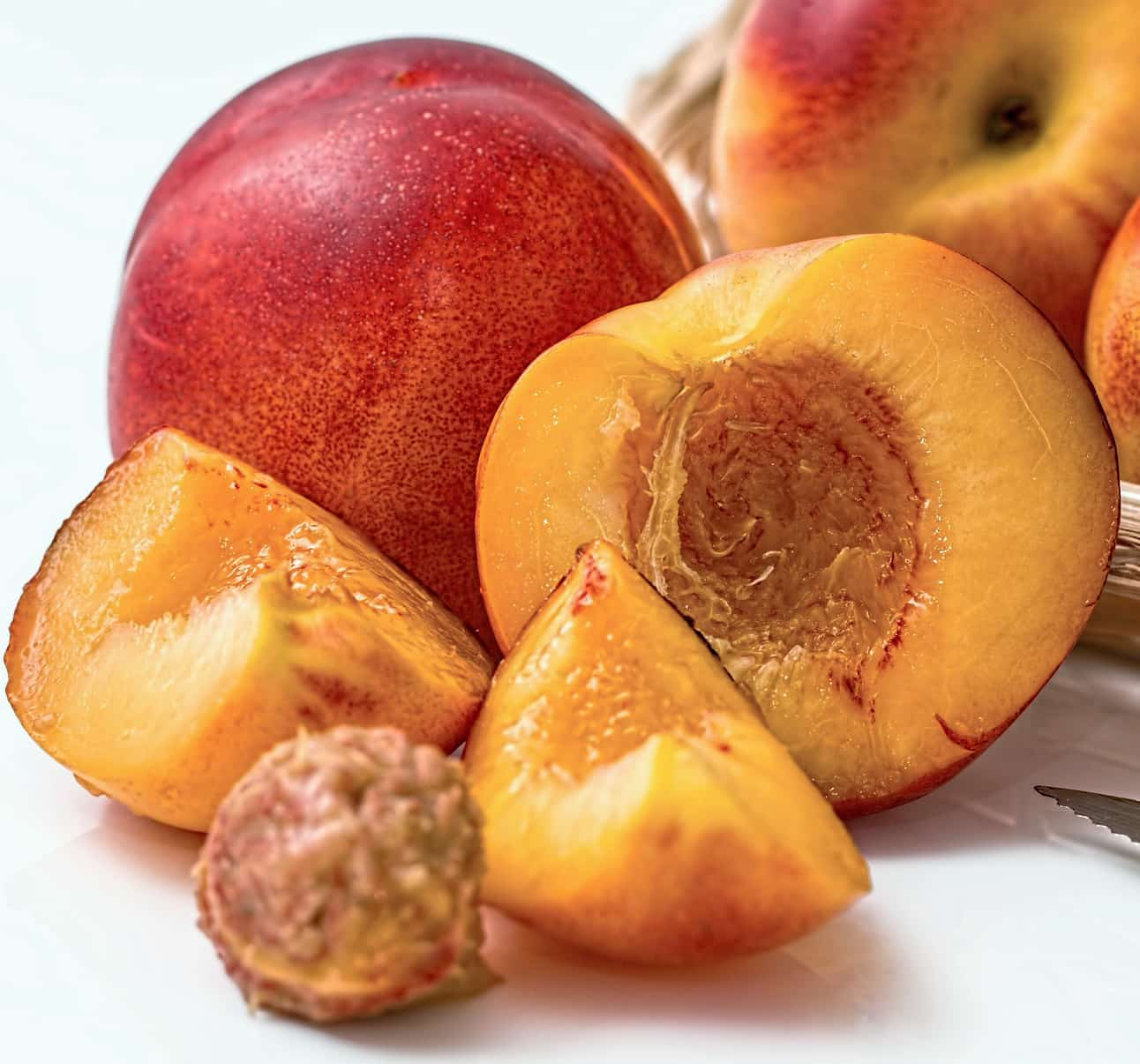 image of nectarine