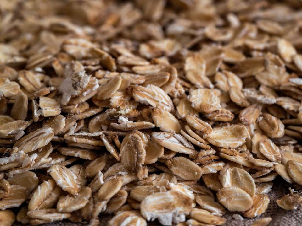 image of oats
