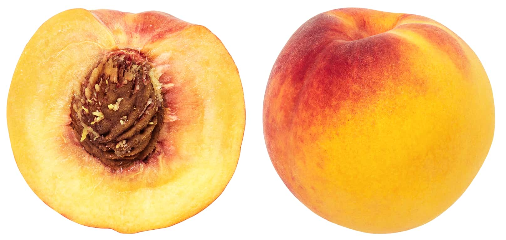 image of peach