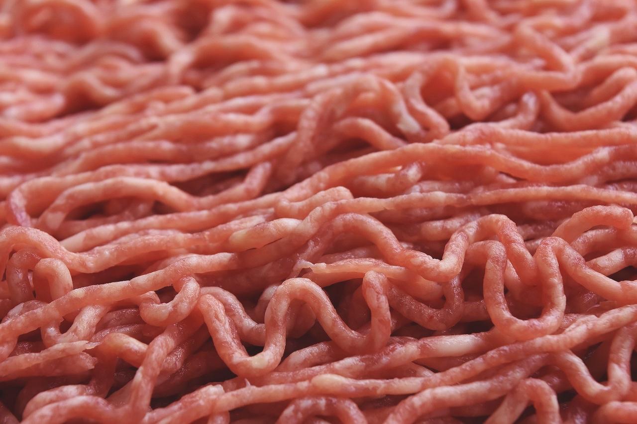 image of raw pork