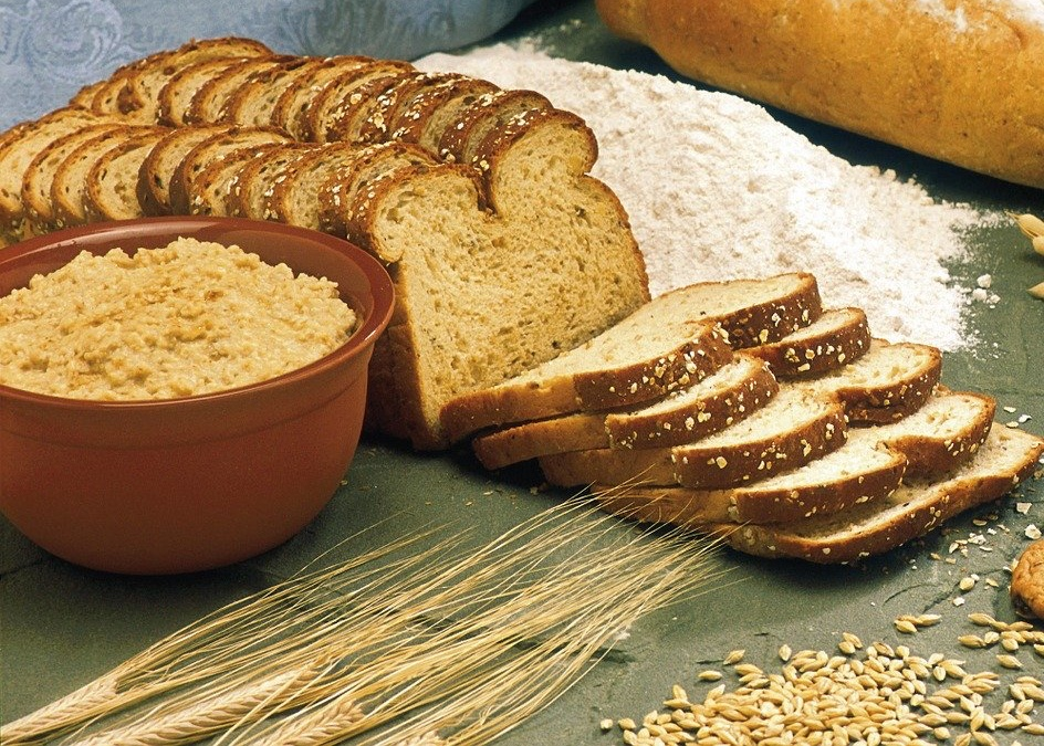 image of whole wheat bread