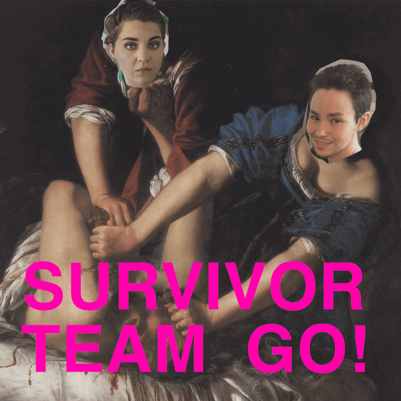 Survivor Team Go! logo