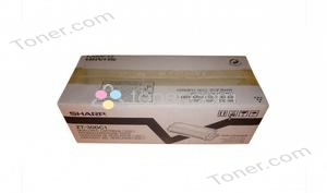 Toner cartridge 1 x black Sharp ZT-30DC1