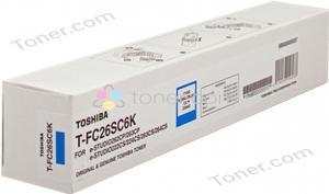 Toshiba Toner T-FC26SM6K Magenta e-Studio 262CP 263CP 264CS 6B000000555
