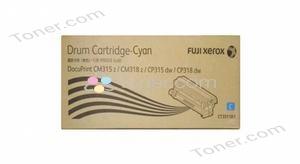 Fuji Xerox CT351101 FUJI XEROX DOCUPRINT CP315DW DRUM CYAN Drum