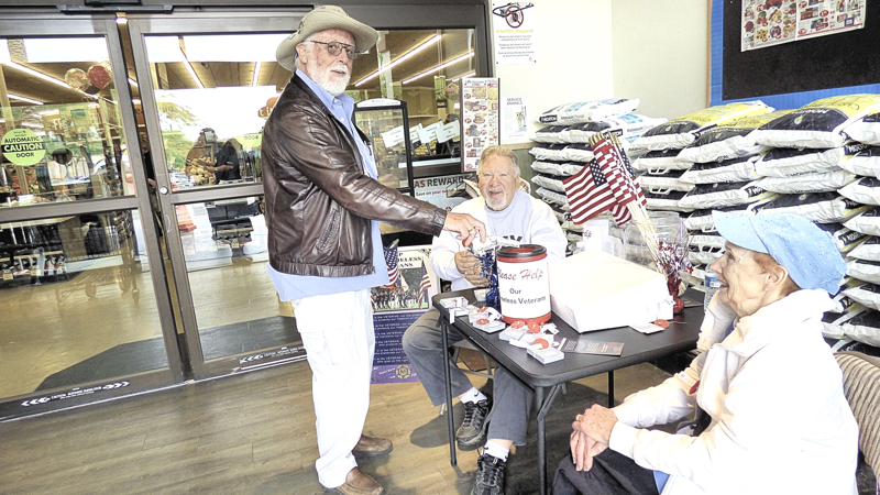 Jewish War Veterans Post 64 and The Kline Fund Host Memorial Day