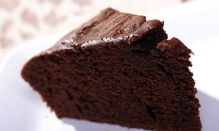 Vegan Chocolate Cake deliciously moist