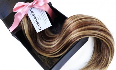 Try Cashmere Hair Extensions for a Brand New Look