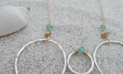 Feel Beautiful in One-of-a-Kind Pieces by Rose Gilley Designs
