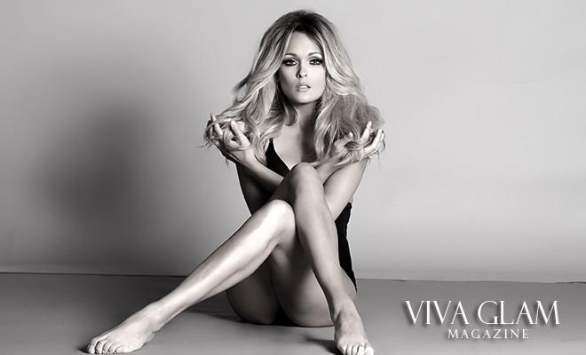 holley wolfe viva glam magazine deja jordan brigitte bardot pose