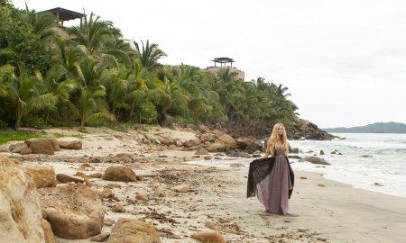 Imanta beach and jungle
