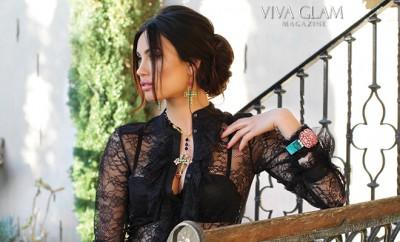 """""""Viva Italia"""" Campaign by Glamarella Couture"""