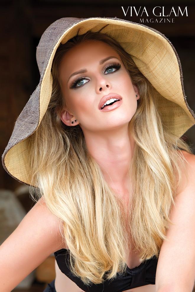 scarlett burke viva glam magazine imanta resort