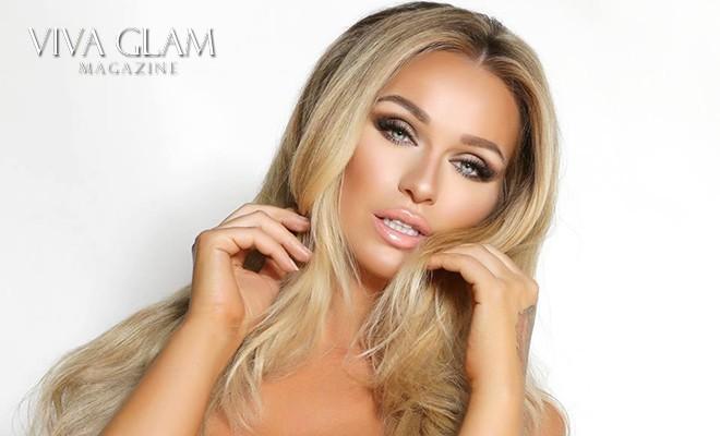katarina van derham makeup viva glam magazine cover