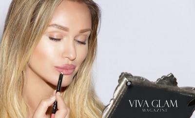 katarina van derham lips viva glam magazine