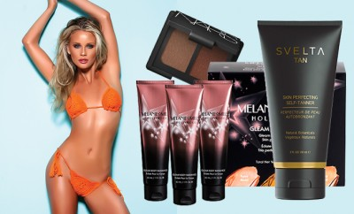 Liv Jaeger, Svelta sunless tan, Melanie Mills, How to Achieve an Exotic Summer Look