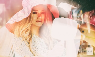 katarina van derham viva glam magazine glamour how to take a photo selfie