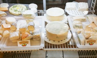 Vromage vegan cheese shop Los Angeles