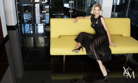 Model Rachel Mortensen