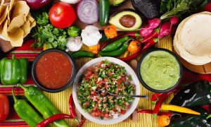 vegan-mexican-restaurant-food-salsa-VGM, A Vegan Mexican Restaurant and Bakery is Booming in Texas