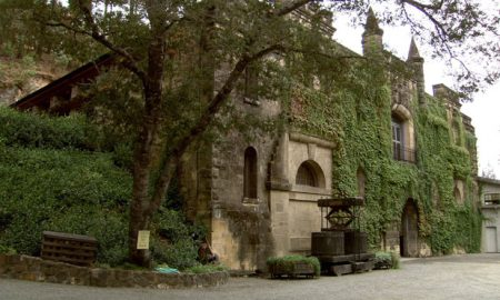 chateau-in-california