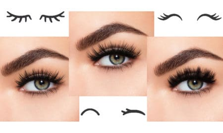 Introducing Faux Mink Glam Lashes!